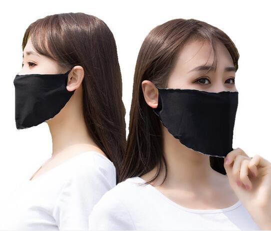 2020★夏 洗えるマスク★ 防塵 防花粉 通気性 日焼け止め 薄手 飛沫防止 冷感マスク★
