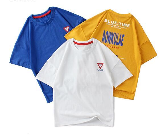 激安!2020新品★キッズファッション★子供服★Tシャツ★シャツ★半袖★男の子★3色120-160