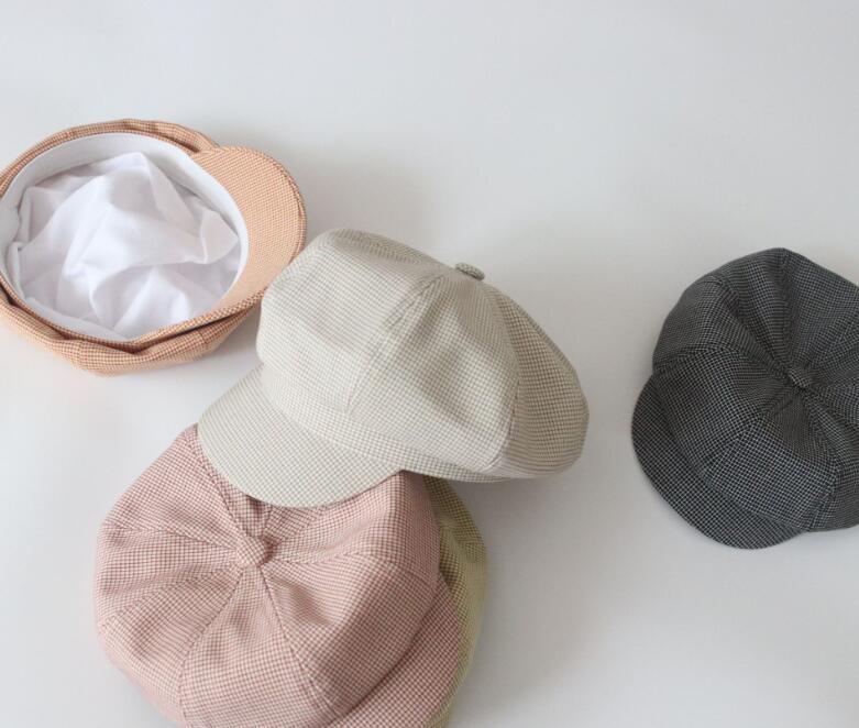 2020年新品★新しいスタイル★★キッズ帽 可愛いハット ベレー帽子★5色