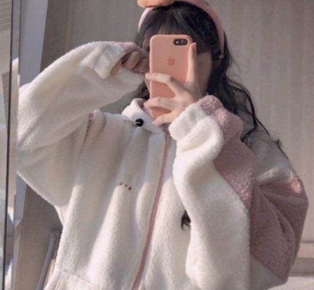 2020★秋冬新作★可愛い★外套★コート★長袖★帽子つき★M-2XL