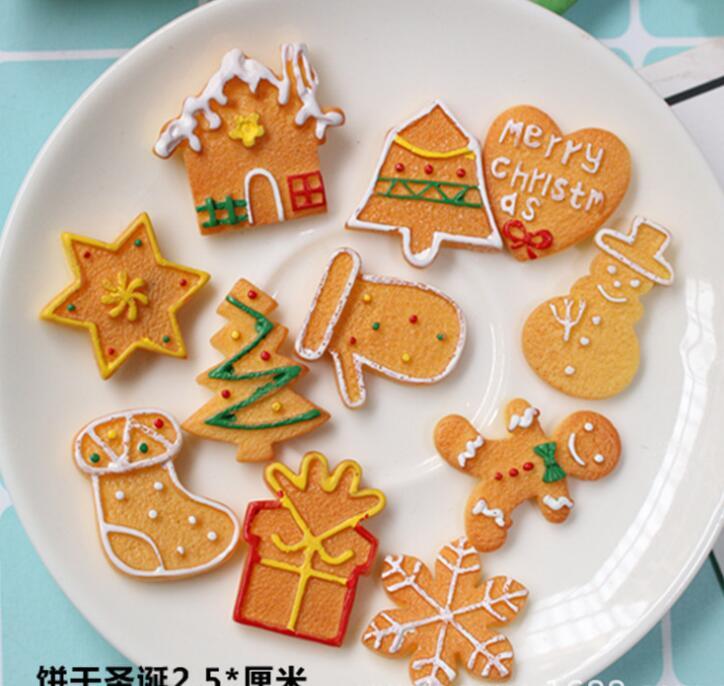 激安販売★芸DIY デコパーツ ★アクセサリー ケータイ 美容 樹脂材料 ★クリスマス
