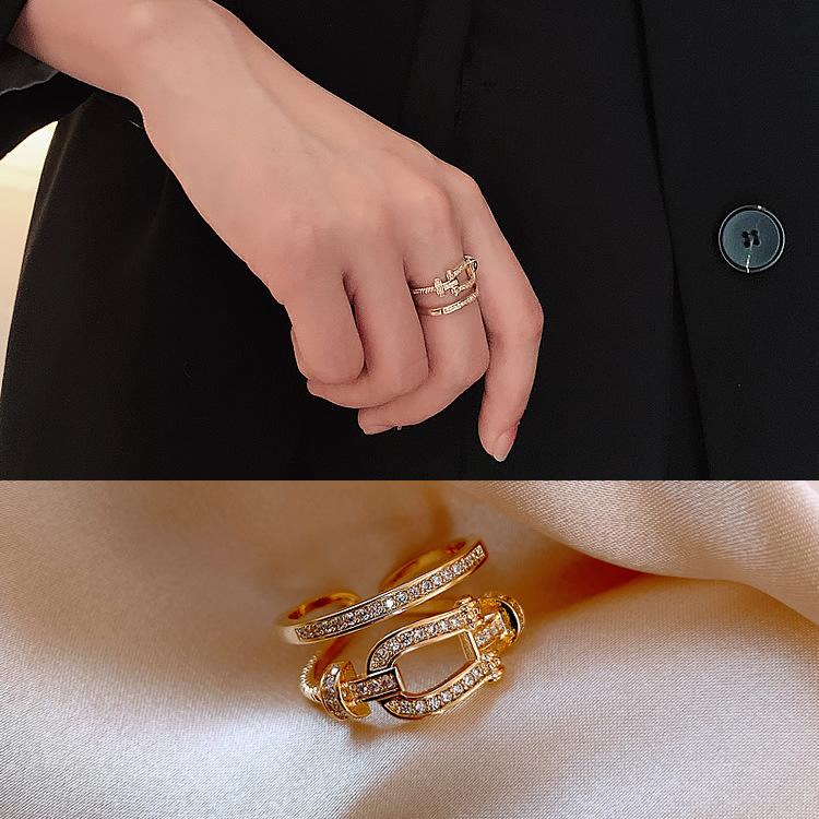 欧米のファッション★レディース★アクセサリー★気質★指輪★リング ★人気商品☆彡