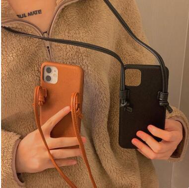 ★iPhone12 スマホケース 登場!!★ 携帯カバー★全機種対応 2色展開