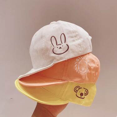 新入荷★キッズ帽子★夏 帽子★キャップ★日焼け止め帽子★5色