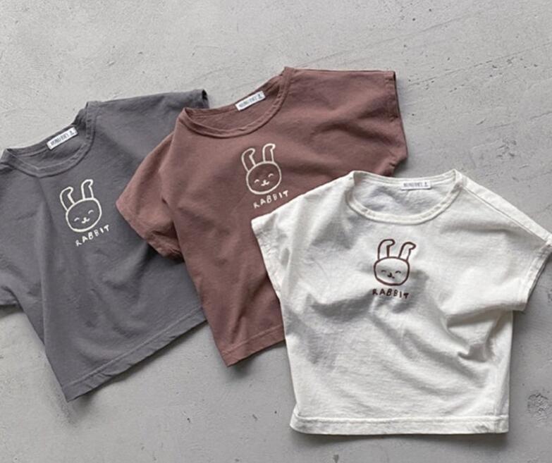 2021年新作★キッズ用服装★トップス シャツ 3色★73-100