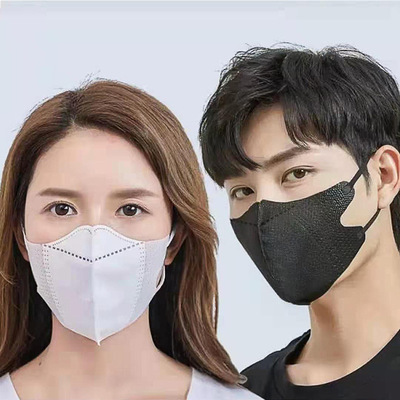 不織布☆3Dマスク☆大人用 ☆ 使い捨てマスク☆ 防塵☆花粉症☆ウイルス対策☆12色