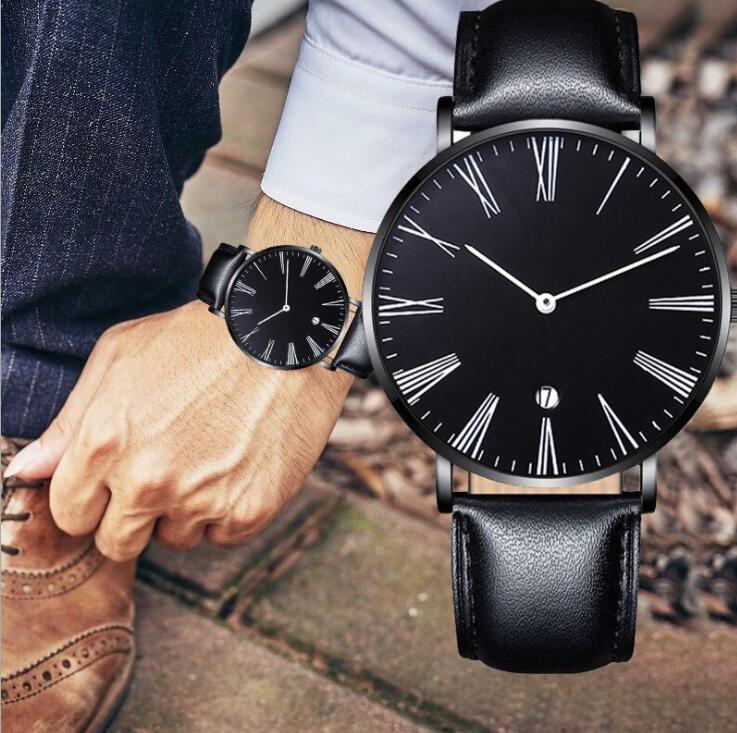 新作★学生風腕時計★男女通用★素敵な腕時計★通学、通勤★韓国風ウォッチ★多色