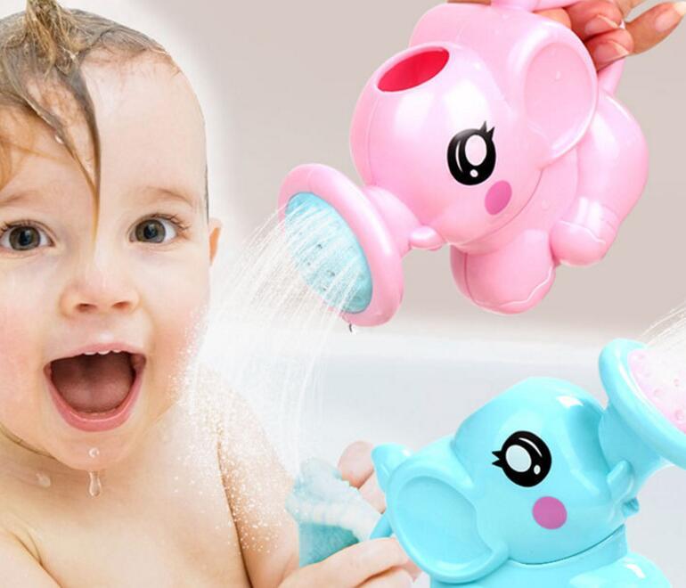 2020新品★おもちゃ★玩具★子供用★ゲーム★シャワー・ヘッド★親子★超可愛い★象造型★2色&