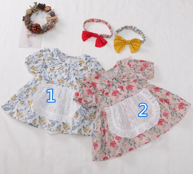 2020夏新作★ベビー服★子供服★ロンパース★半袖★連体服★超可愛い 花柄★3色66-100