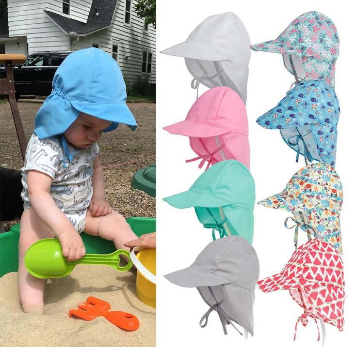 2020年新作★同梱でお買得★春夏帽子★子供帽子★防UV★可愛い帽子★女の子向け★漁師帽子