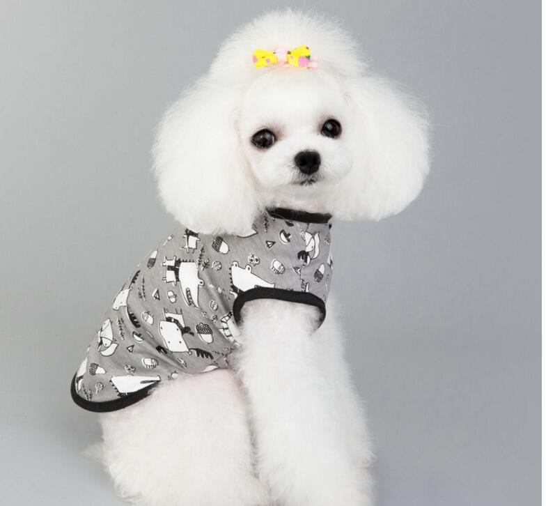 新作★お買得♪★素敵なペット服★可愛い犬服★シャツ★愛犬大変身★可愛い★S-XXL