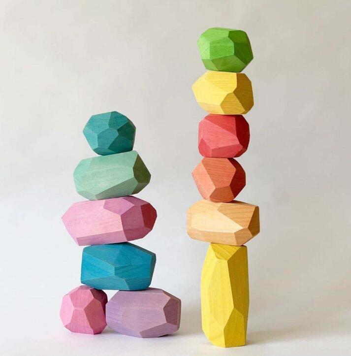 子供用品★知育玩具★おもちゃ・ホビー★木製石 遊びもの★
