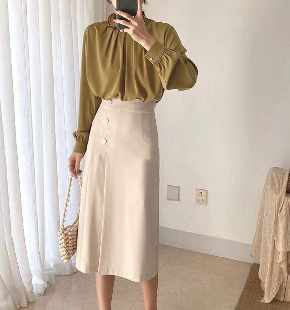 新型★レディース ファッション★お洒落 通勤★スカート★S/M/L/