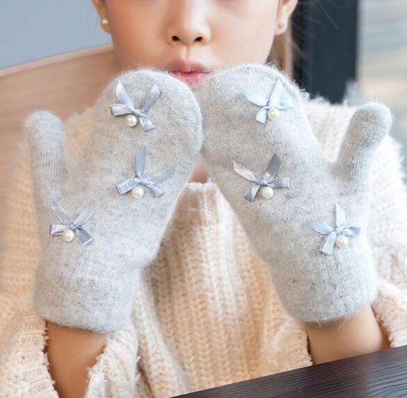 2020年新作★【手袋】★寒い冬★暖かい手袋★防寒★可愛い手袋★子供用★3色