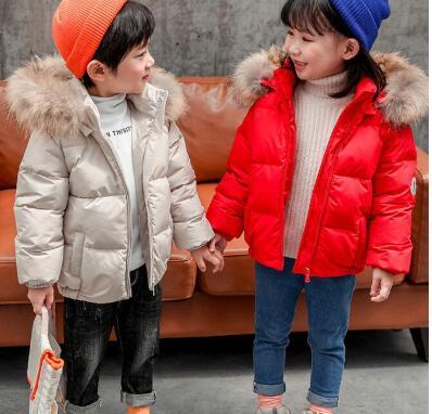 新作★大人気アパレル★男女兼用子供服★キッズ服★コート★暖かい