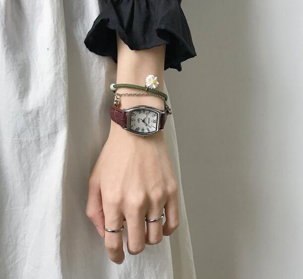 2020年新作★レディース★ファッション時計★ウォッチ★腕時計★メタルバンド★クォーツ★簡約