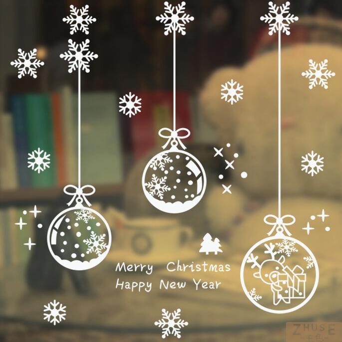 新作★DIY壁紙★壁ステッカー★クリスマス 貼り紙★