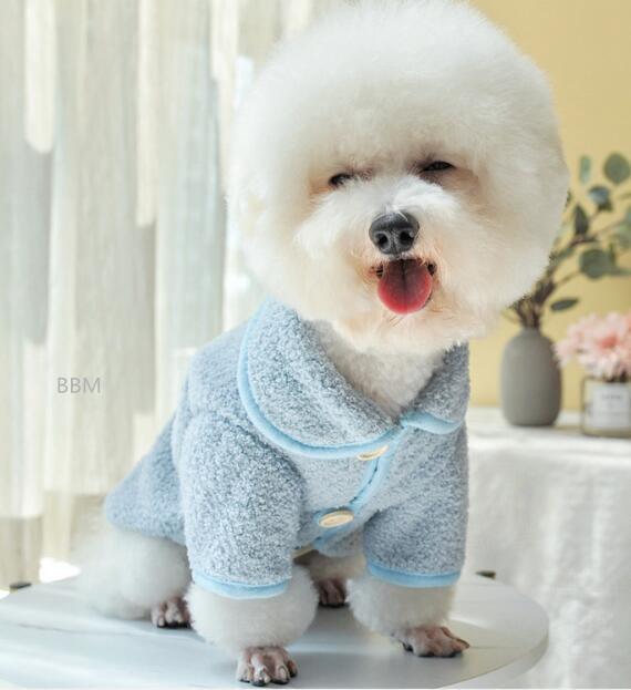 2020★超人気★保温★ペット服★犬服彡★猫犬用品★2色S-XXL