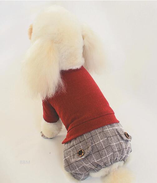 2021★春夏新作★ペット服★犬服彡★猫犬用品★2色XS-XL