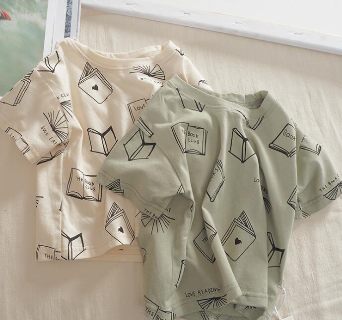 格安★2021年新作★キッズ用服装★トップス★Tシャツ★2色★80-130