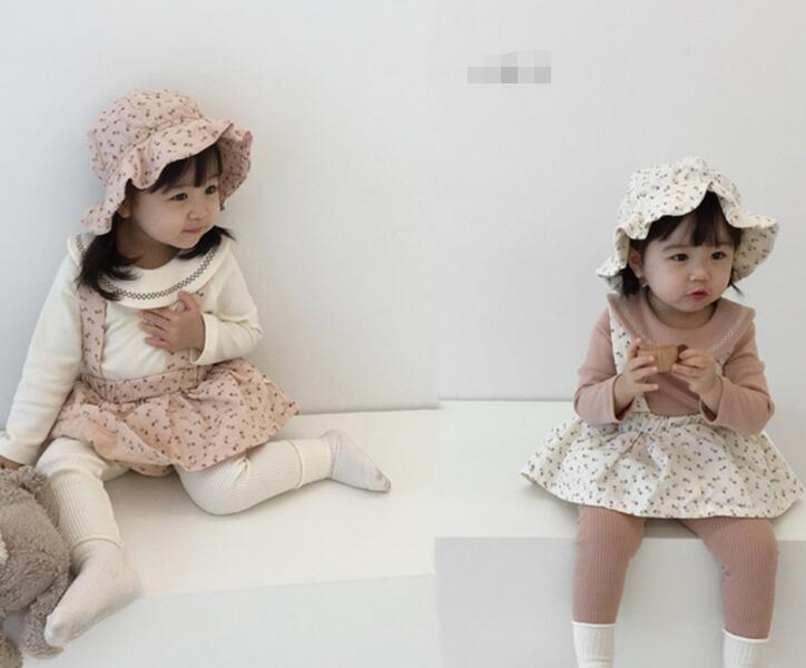 2020年春秋向け★ベビー ロンパース ワンピース&トップス&帽子 分けて販売★66-90★