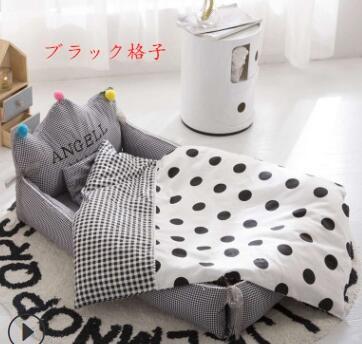 ★人気商品★ベビー・新生児寝袋★ベッド+枕+布団★