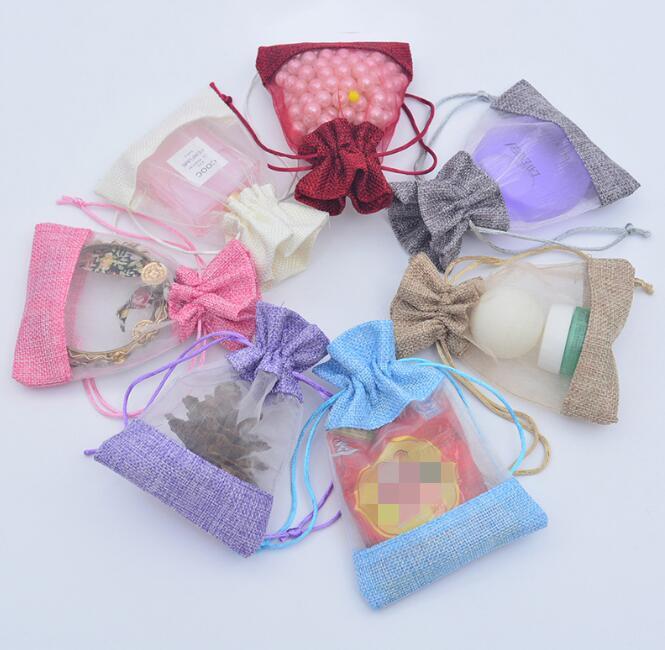 【業務用】包装資材★収納袋★包装袋★巾着袋★ギフトバッグ★プレゼント★3サイズ★7色