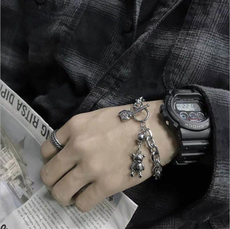 2020新品★大人気★個性アクセサリー★ファッション腕飾り★男女兼用ブレスレット