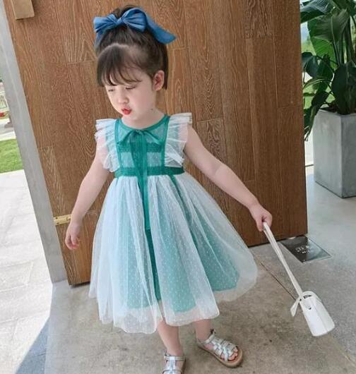2020★夏新作★ファッション★ドレス★ワンピース★子供服★スカート★プリンセス★淑女★7-15