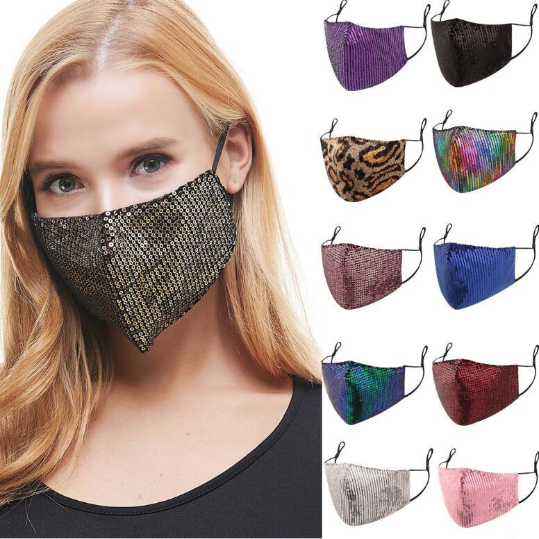 布のマスク・キラキラマスク・UV対策・防塵・焼け防止・通気性・軽薄・冷感マスク