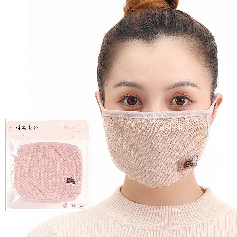 学生・大人用★立体マスク★飛沫防止★花粉 ★呼吸がしやすい★秋冬マスク