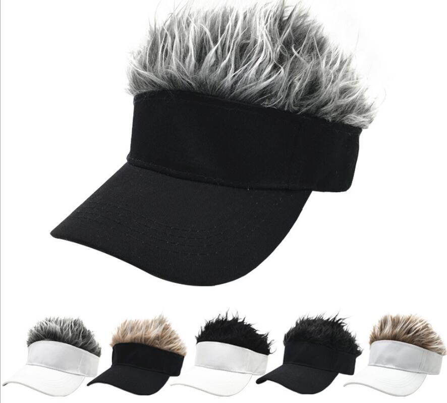 新作/欧米風/大人帽子/かつら帽子/男向け/個性な帽子/ かっこいい