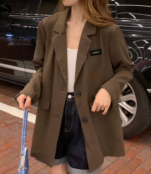 2020★秋冬新作★ファッション★ブレザー★コート★外套★優雅★長袖★2色S-XL