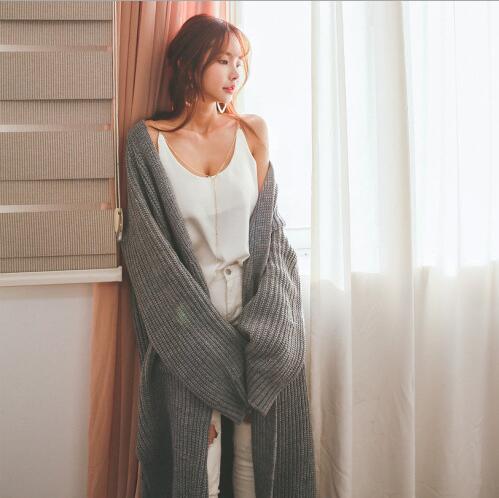 秋冬新品★コート★レディース向け★ファッション★カジュアル★カーディガン★無地★5色フリー