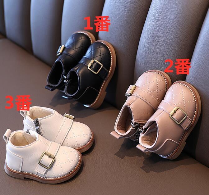 ★秋冬人気商品★★ブーツ★靴★シューズ★子供靴 スニカー(15-25)