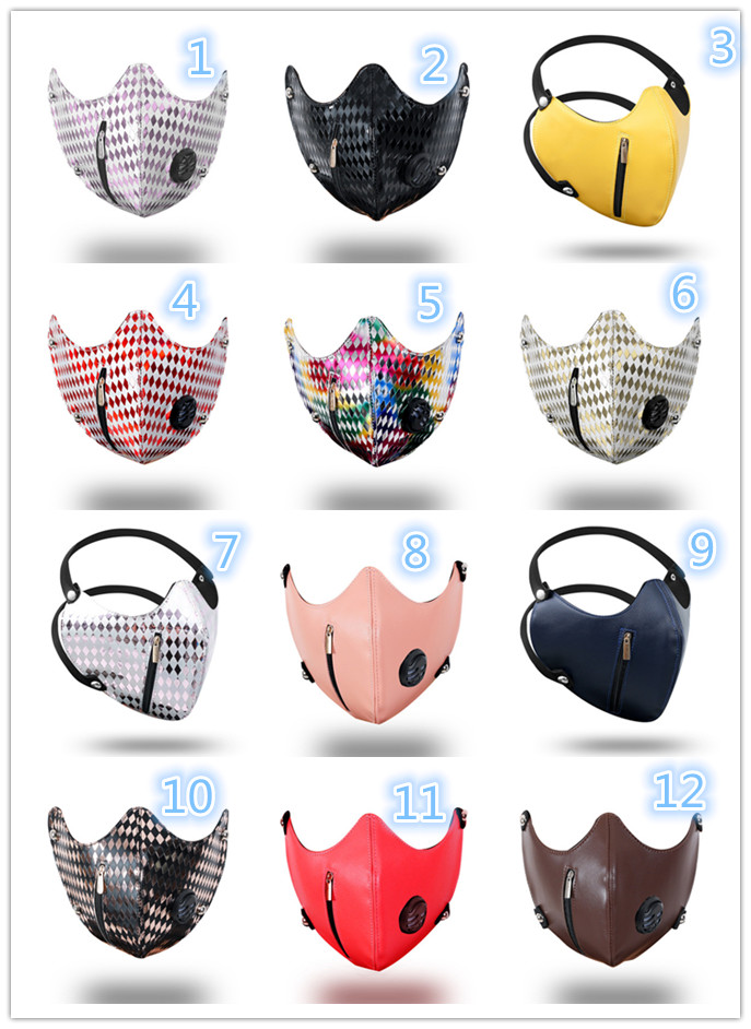 【マスク】★抗菌★防塵★花粉防止★大人用★多色マスク★予防対策マスク【日本語パッケージ】