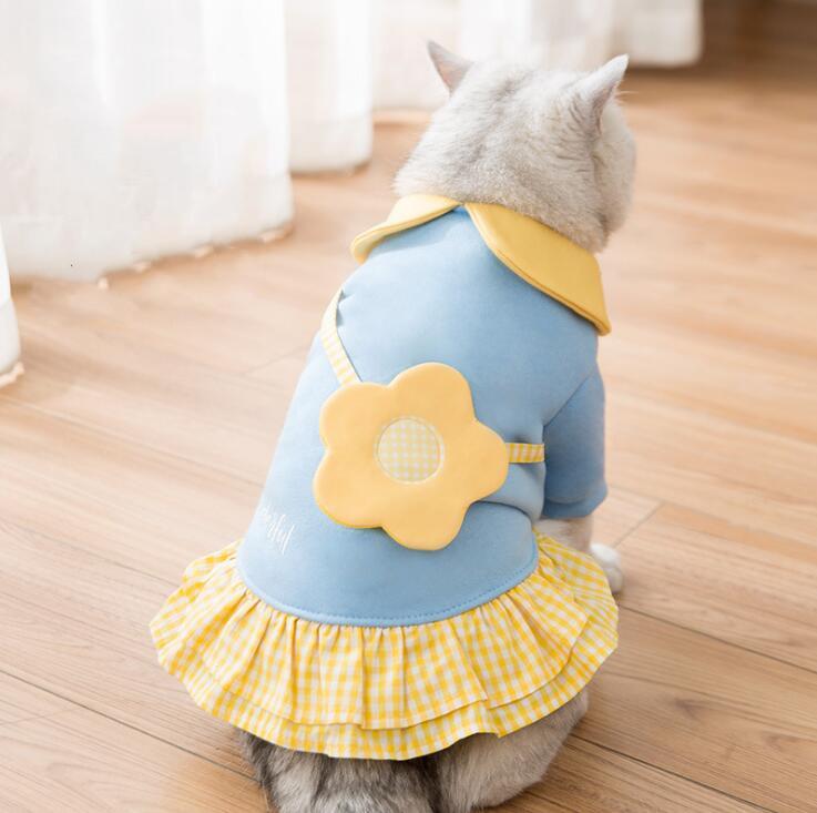 2021新品★スウェット★ペット用品★猫犬通用★ペット向け★ペット服★可愛い★2色★XS-L