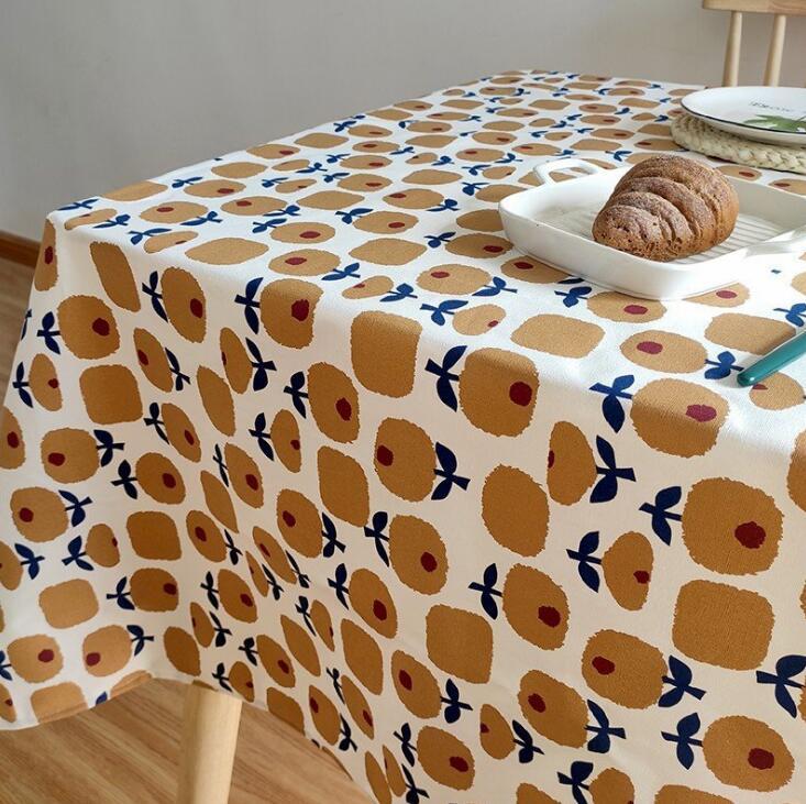 ★新作★食卓用敷き物 食事用★棉質毛布★下敷き★
