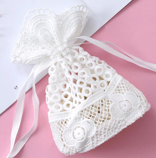 新入荷★ギフト巾着袋★アクセサリー★ネックレス/指輪