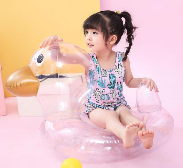 2021★春夏新作★大人気★可愛い★水泳用品★鴨★子供浮き輪★赤ちゃん用インフレータブル