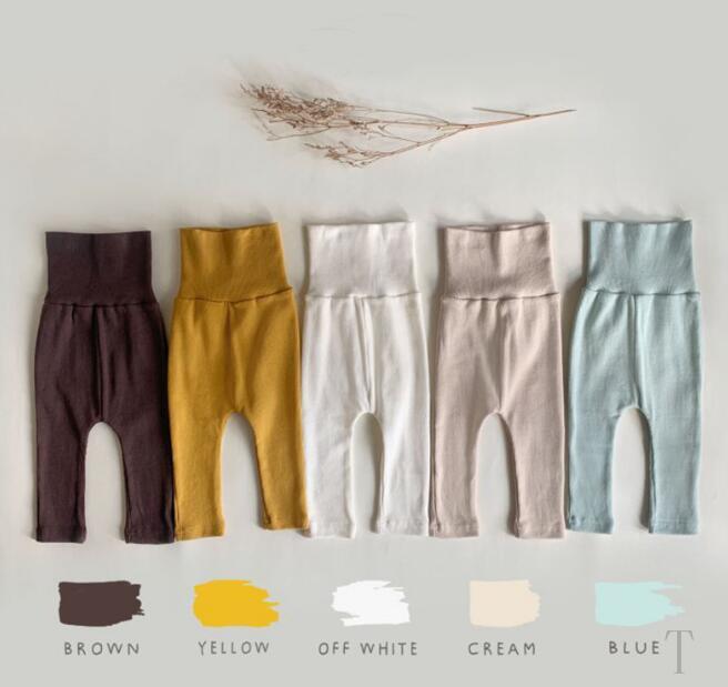 2021新品★ベビー服 レギンス パンツ 6色★66-100★