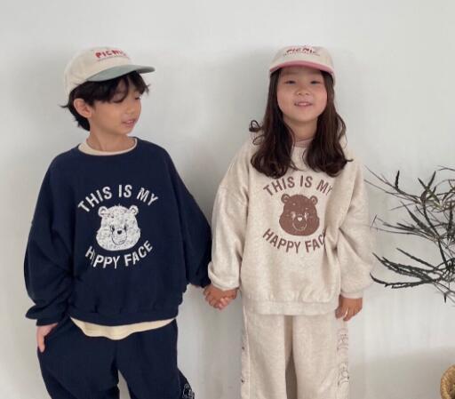 新作★大人気アパレル★男女兼用子供服★キッズ服★トップス★スウェット★