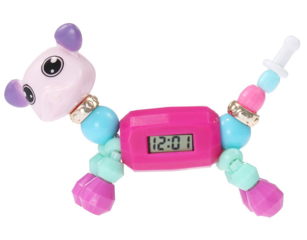 新作/子供用腕時計/素敵な腕時計/通学/ウォッチ/変形可能/おもちゃ/ プレゼント
