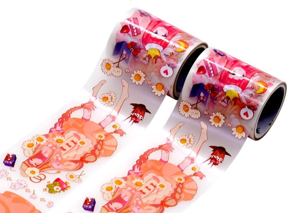 飾り物.飾りテープ.文具.DIY素材.テープ.飾りシール.可愛いテープ.多色