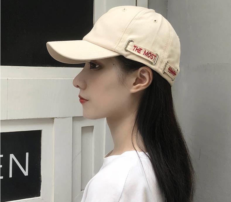 韓国風★新入荷★レディース帽子★キャップ★野球帽★3色