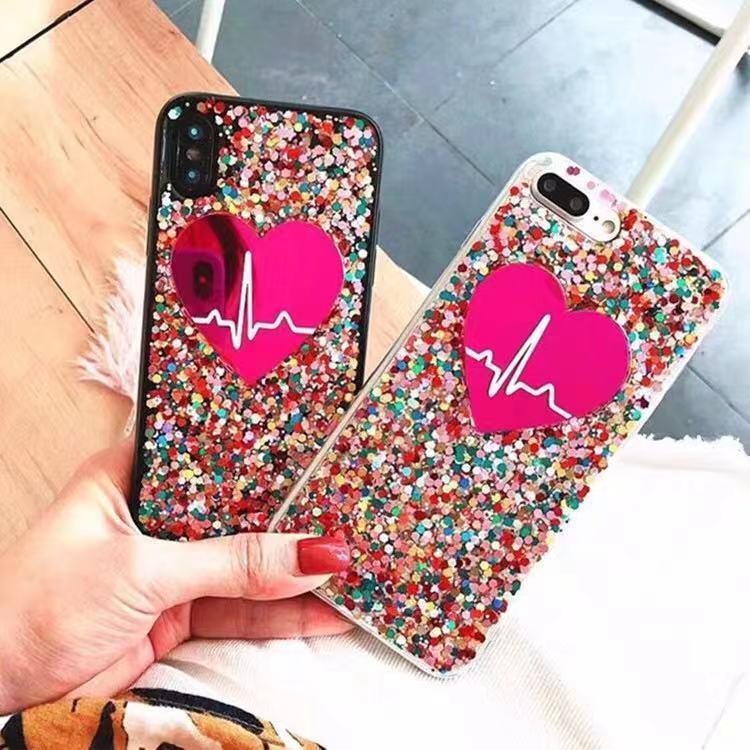iPhoneケース★iPhone11 11pro 11proMAX X XR XSMax★スマホケース★愛の★保護ケース
