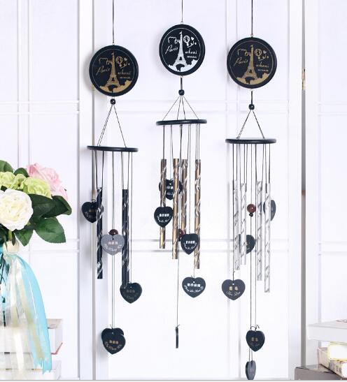 2020年新作【アクセサリー】★ロマンチック★素敵な風鈴★エッフェルの風鈴★綺麗な部屋飾り★プレゼント