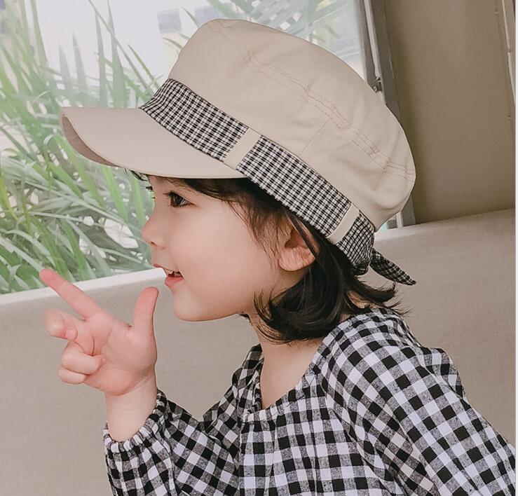 新作/夏新品/キャップ/子供帽子/キッズ帽子/鳥打ち帽/男女通用/可愛い