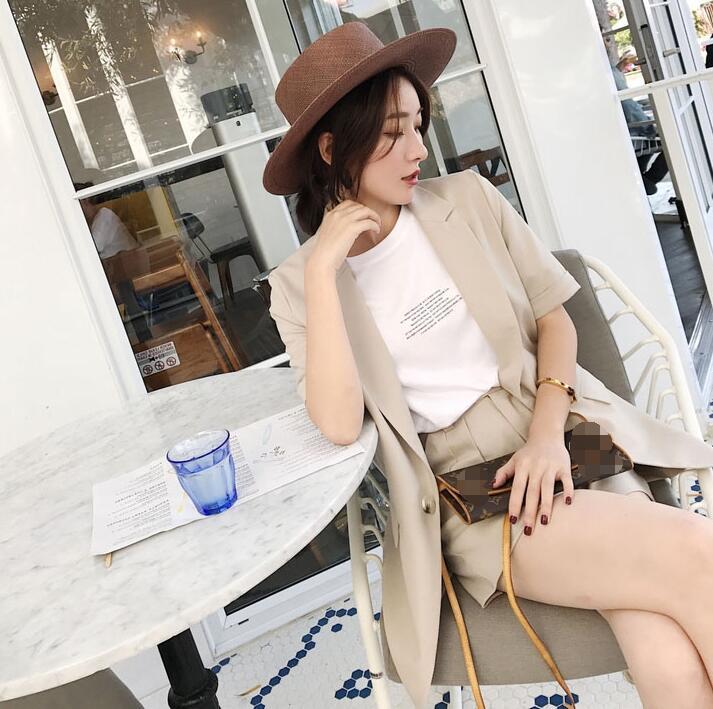 新型★レディース ファッション★コート+パンツ★S〜4XL★2色
