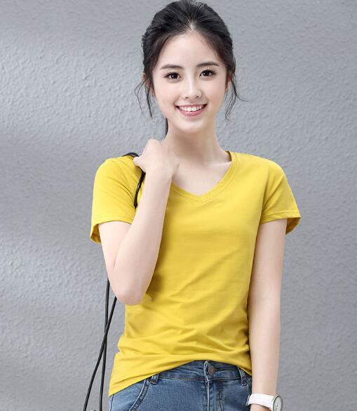 2020★夏新品★純色★ファッション★カジュアル★Tシャツ★薄手★半袖★4色S-XXXXL
